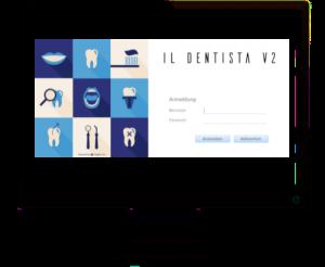 IL DENTISTA Startbild